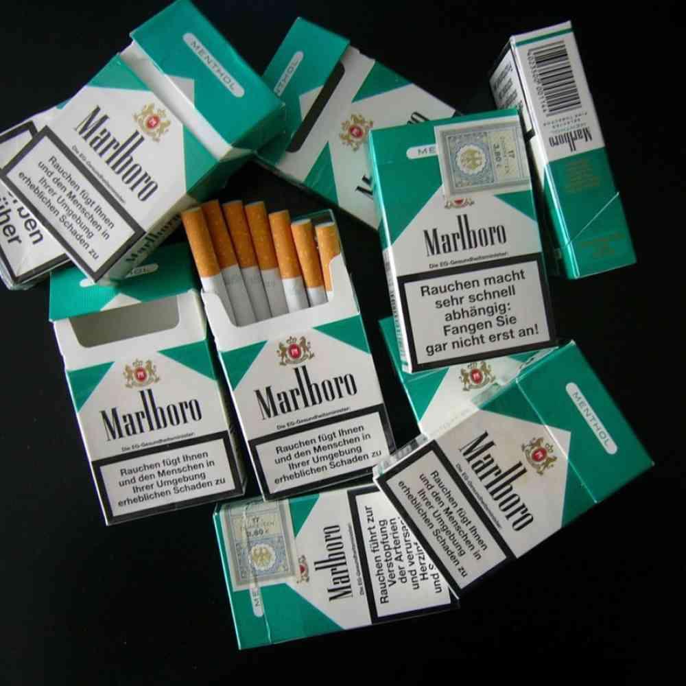запрещенные рекламы табачных изделий
